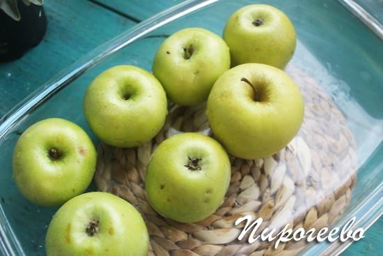 Домашний зефир лучше делать из зеленых яблок