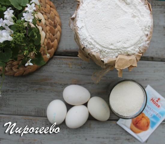 Как приготовить пышный и высокий бисквит для торта