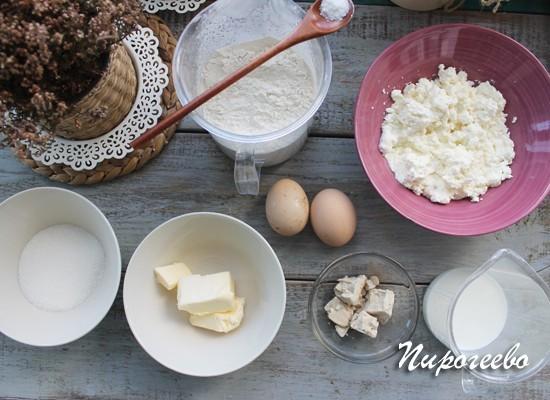 Как приготовить вкусный творожный кулич на дрожжах