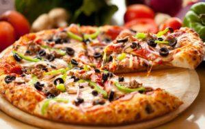 Пицца на сайте Пирогеево