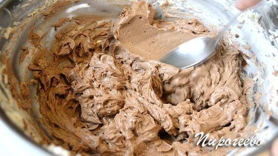 Шоколадный крем шарлотт