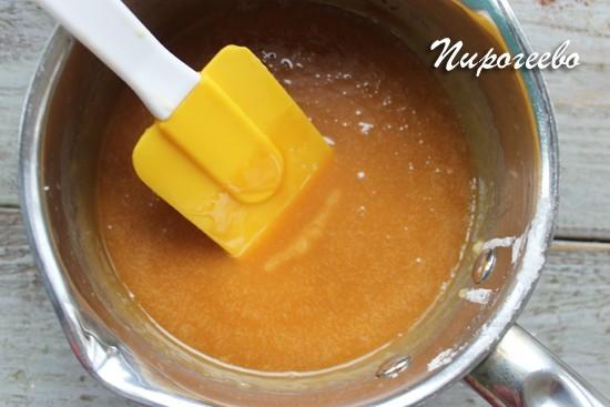 Вкусная соленая карамель готовится быстро и просто