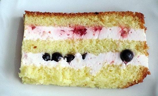 белый крем для торта рецепт с фото