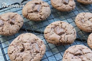Американское шоколадное печенье рецепт с пошаговыми фото