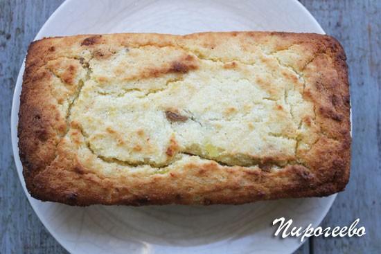 Сырник получается большим и вкусным