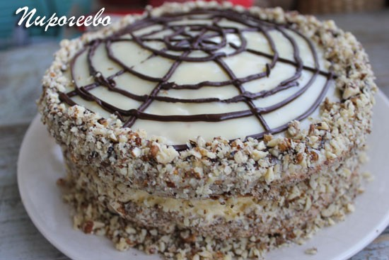 Как приготовить торт Эстерхази - классический рецепт