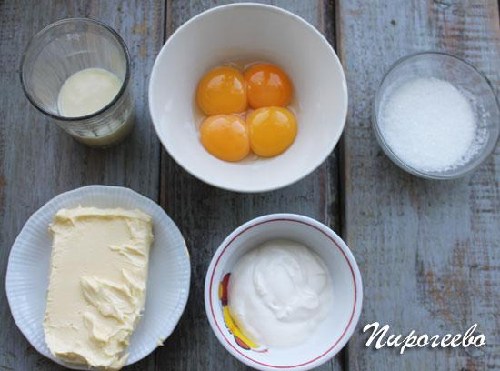 Какие продукты нужны для торта Эстерхази