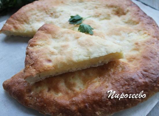Как приготовить хачапури по-имеретински на дрожжевом тесте