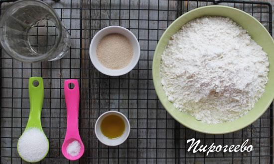 Дрожжевое тесто для хачапури
