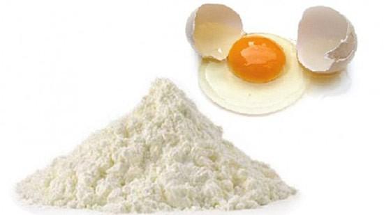 Альбумин - сухой белок, который можно купить в фитнес-центрах