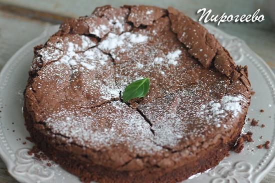 Вкусный шоколадный брауни подробный рецепт