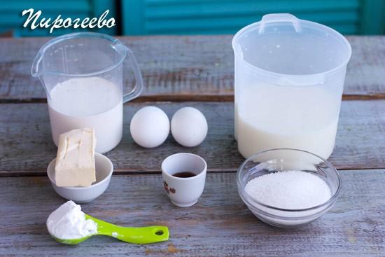 Как приготовить крем Дипломат для торта и пирожных