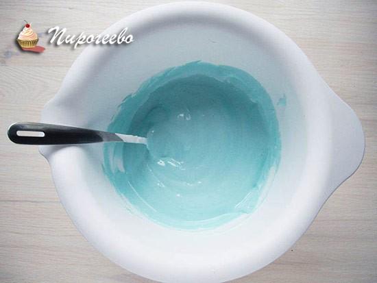 Как приготовить мятные меренги для украшения торта