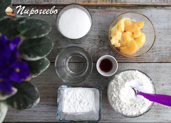 Как приготовить бисквит на желтках