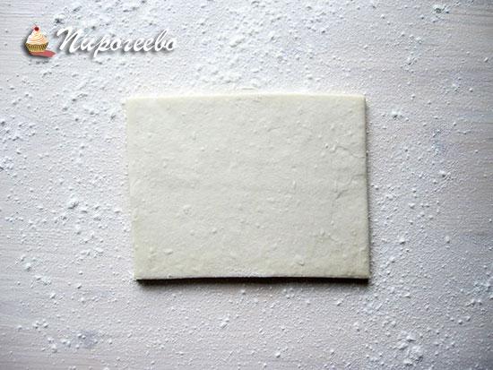 Размораживаем тесто при комнатной температуре
