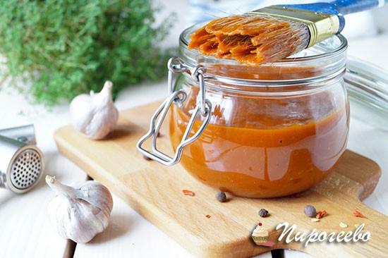 Как приготовить классический соус барбекю