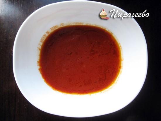 Как сделать вкусный томатный соус для пиццы