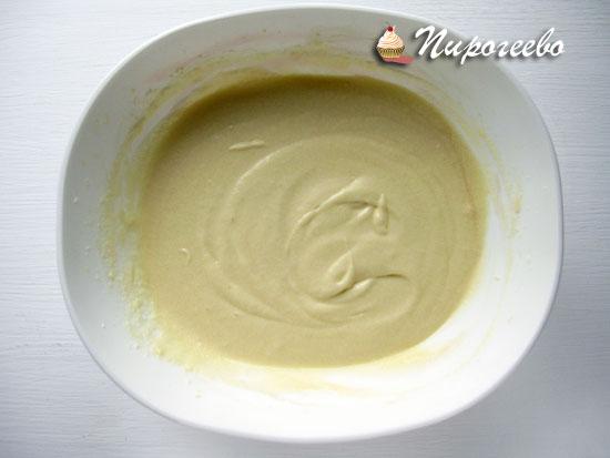 Нежное тесто для капкейков рецепт с фото