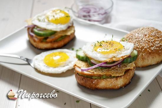 Вкусные домашние сэндвичи