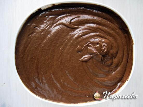 Как приготовить шоколадный бисквит для торта