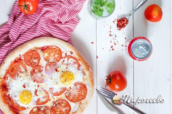Как сделать вкусную пиццу в домашних условиях