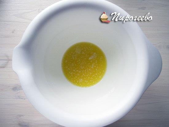 Растопить сливочное масло в микроволновке