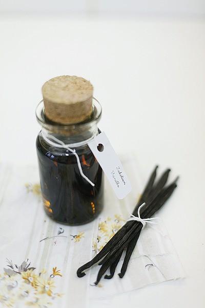 Как приготовить экстракт ванили