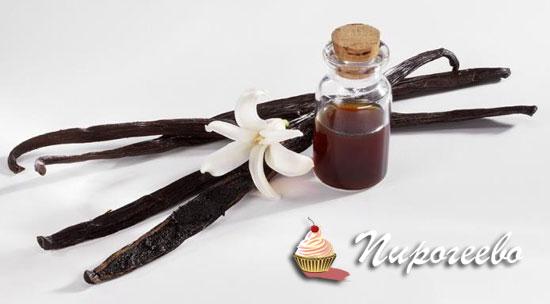 Стручки ванили и экстракт