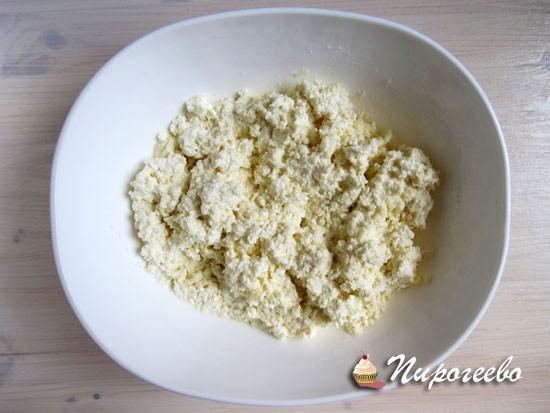 Тесто для сырников с сыром