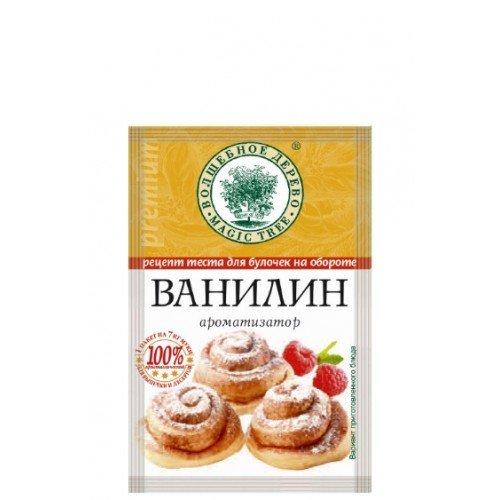 Искусственный ванилин в пакетиках