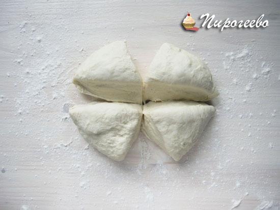 Как приготовить тесто для фламмкухена