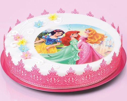 Вафельная картинка для торта
