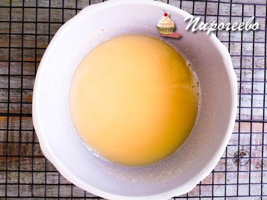 Сироп для крема Шарлотт готов