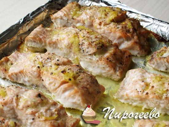 Рецепт вкусной рыбы в соусе