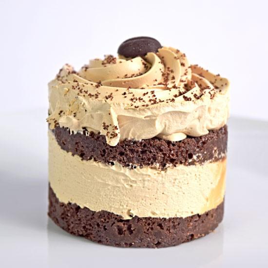 Кофейный крем для торта и капкейков