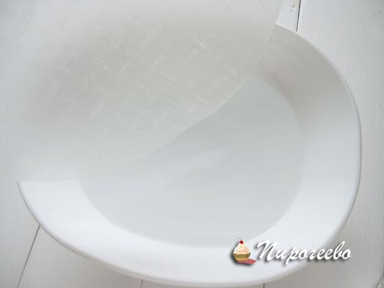 Отвариваем рисовую бумагу