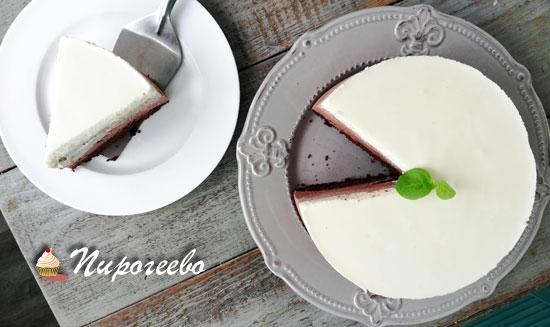 """Рецепт торта """"Три шоколада"""""""