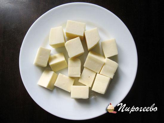 Моцарелла в панировке пошаговый рецепт