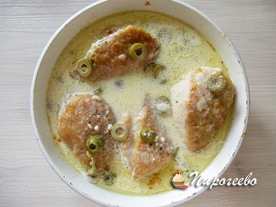 Готовим вкусный соус для курицы