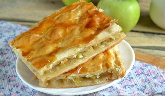 Как сделать начинку из яблок для пирогов и пирожков