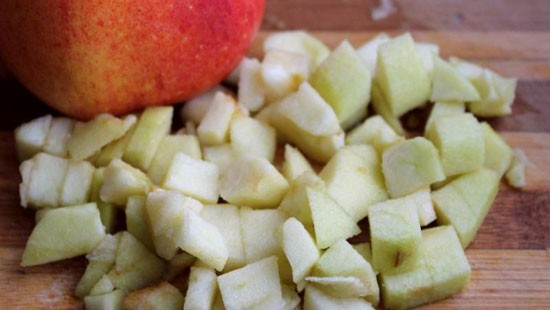 Начинка из яблок для пирогов и пирожков