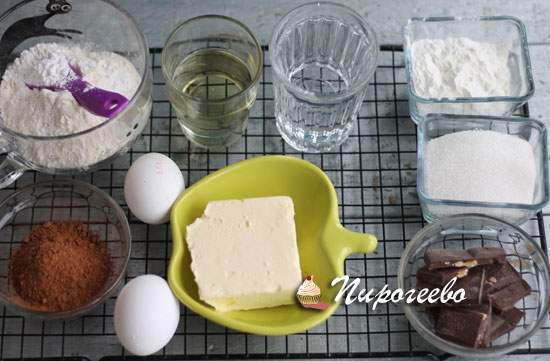 Как приготовить шоколадные заварные маффины