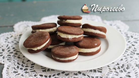 Вкусное печенье Орео в домашних условиях