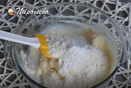 Готовим песочное тесто на сметане