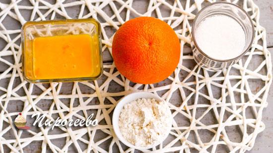 Начинка для апельсинового пирога